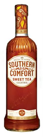Southern Comfort Liqueur Sweet Tea Cocktail